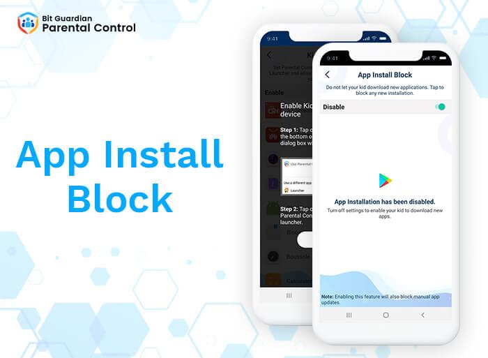 App Install Block