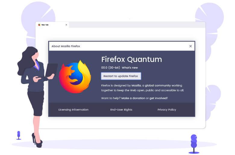 Firefox - universal user ID