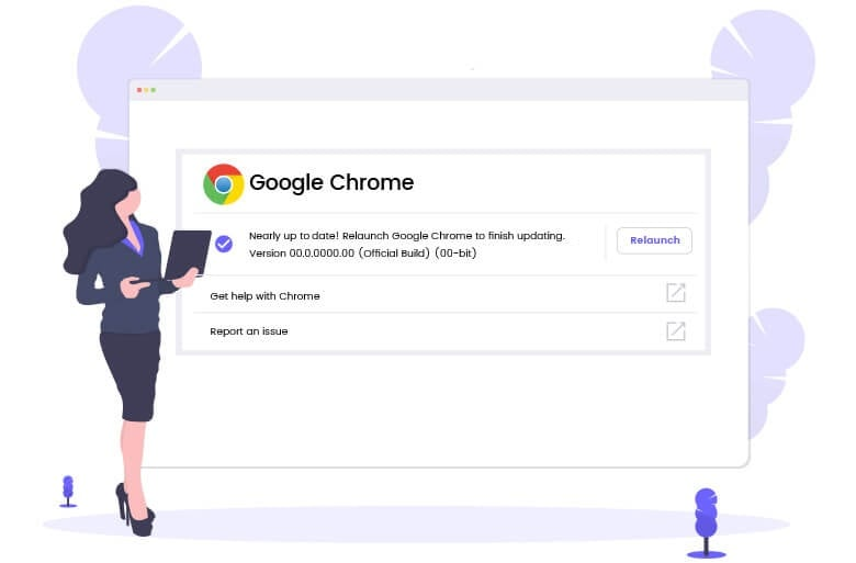 Chrome Update wiping users' data