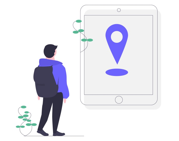 Communications giants follow the users' location