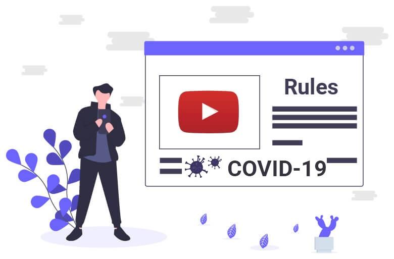 Youtube bans COVID 19 fake videos