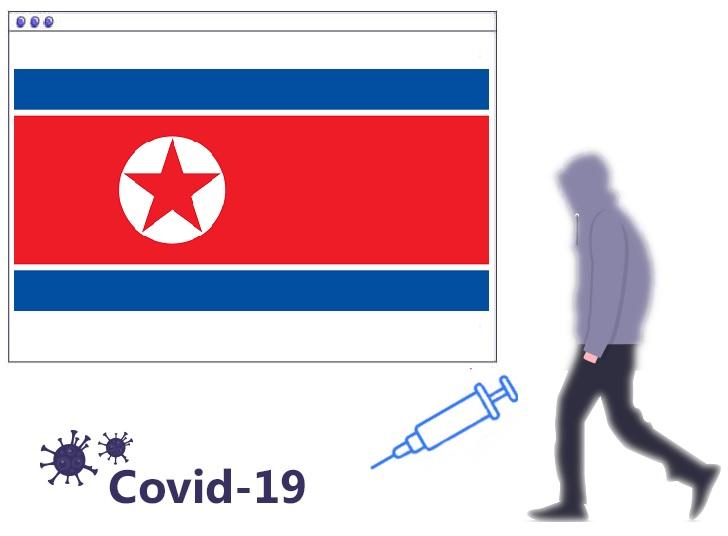 Vaccine against COVID - North Korean attack